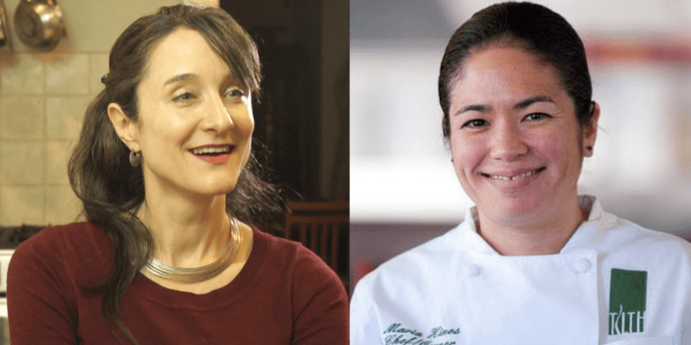 The Secret to Healthy Living with Master Chef Maria Hines