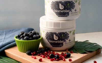 Support Your Gut: Tofu Berry Bliss Pudding