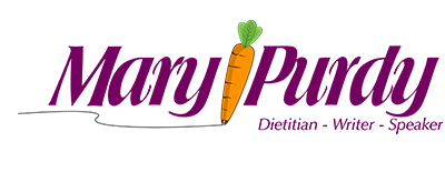 Mary Purdy - Integrative Eco-Dietitian